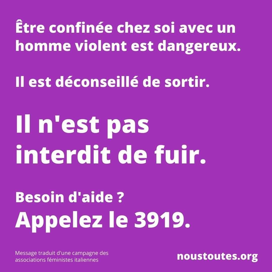 3919 : ligne d'écoute contre les violences conjugales