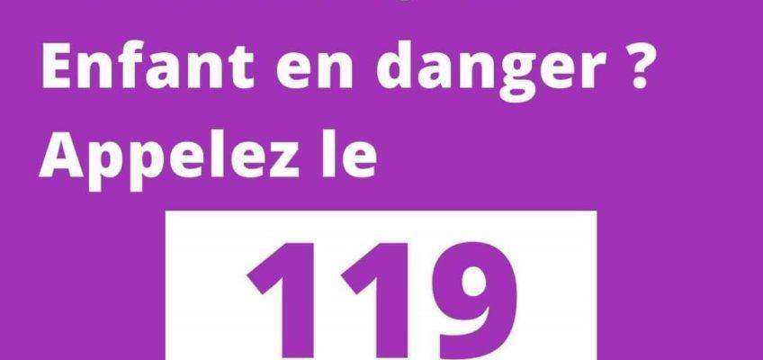 119 : enfance en danger