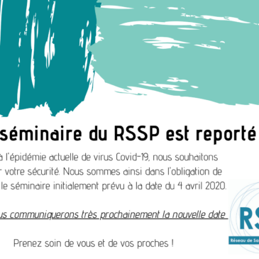 Important : RSSP & COVID-19